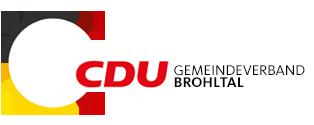 CDU-Gemeindeverband Brohltal Logo